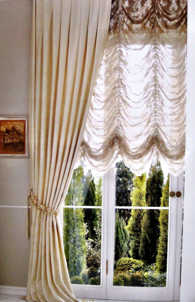 Austrian Shade Dannys Design House Upholstery And